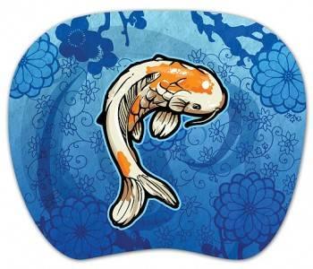 Коврик для мыши PC Pet Fish MP-TMFI MP-TOM TURBO рисунок