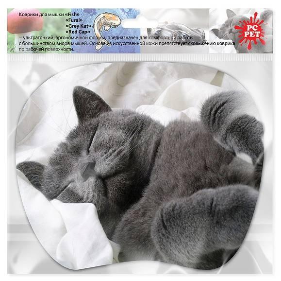 Коврик для мыши PC Pet MP-TMG Cat MP-TOM TURBO рисунок - фото 2