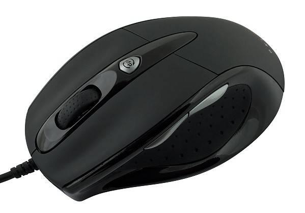 Мышь Oklick 404 L черный - фото 3