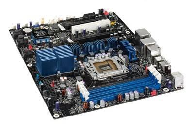 Материнская плата Intel DX58SO Soc-1366 ATX - фото 1