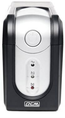 ИБП Powercom Imperial IMP-625AP черный