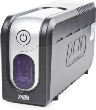 ИБП Powercom Imperial IMD-825AP черный