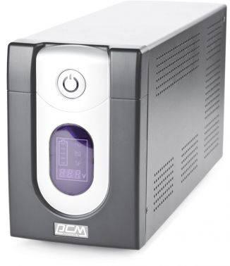 ИБП Powercom Imperial IMD-1200AP черный