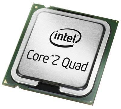 Процессор Intel Core 2 Quad Q8300  LGA 775 2.5ГГц - фото 1