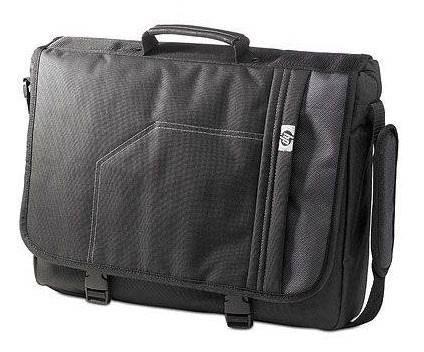 "Сумка для ноутбука 17"" HP AP355AA черный - фото 1"