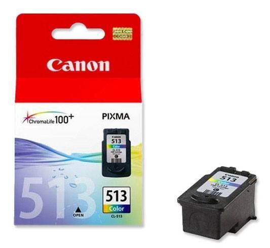 Картридж струйный Canon CL-513 2971B007 многоцветный - фото 1