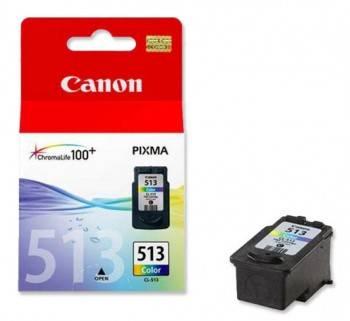 Картридж струйный Canon CL-513 2971B007 многоцветный