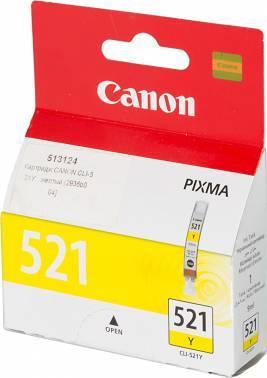�������� �������� Canon CLI-521Y 2936B004 ������
