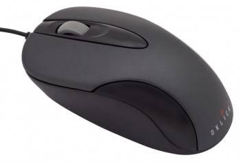 Мышь Oklick 151 M серый / черный