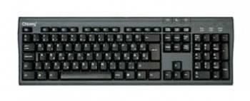 Клавиатура Chicony KU-9810 черный
