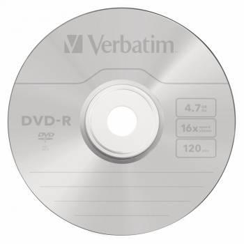 Диск DVD-RW Verbatim 4.7Gb 4x (10шт) (43552)