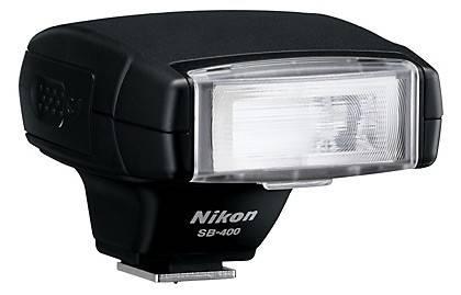 Фотовспышка Nikon Speedlight SB-400 - фото 1