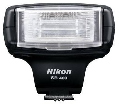 Фотовспышка Nikon Speedlight SB-400 - фото 3