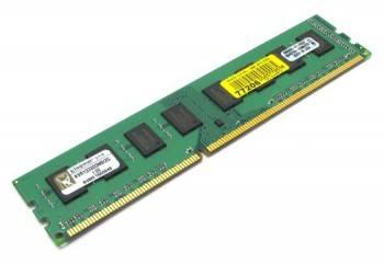 Модуль памяти DDR3 1x2Gb Kingston KVR1333D3D8R9S / 2G