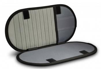Портмоне PC Pet на 20CD/DVD на 20 CD/DVD Авто серый (в упаковке:1шт) (CDV-20)