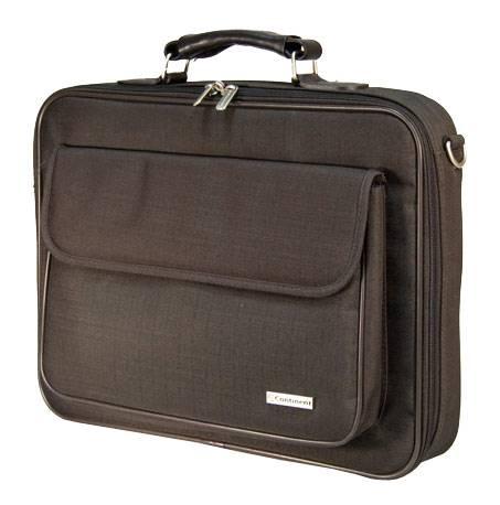 """Сумка для ноутбука 15.6"""" Continent CC-03 коричневый - фото 1"""