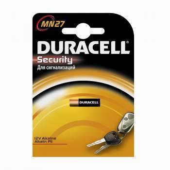 Батарея MN27 Duracell (1шт. уп)