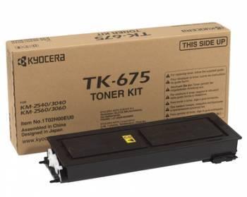 Картридж Kyocera TK-675 черный