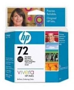 Картридж HP 72 фото черный (C9397A)