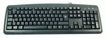 Клавиатура Chicony KU-0325 черный
