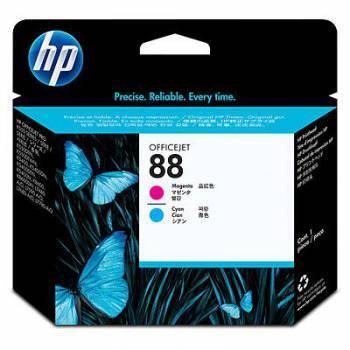 Печатающая головка HP 88 голубой/пурпурный (C9382A)