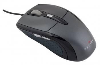 Мышь Oklick 610L черный