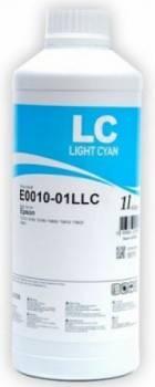 Чернила Epson R270 / 290 / 295 / 390 / RX590 / 610 / 690 / 1410 (T0825) (1000мл) light cyan InkTec (E0010-01LLC)