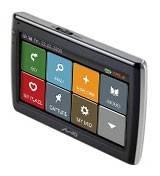 """GPS-навигатор Mitac Mio Moov S550 4.7"""" черный - фото 2"""