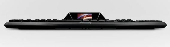 Клавиатура Logitech G19 черный - фото 4