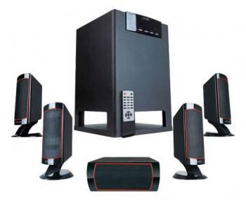 Акустическая система 5.1 Microlab X15 черный