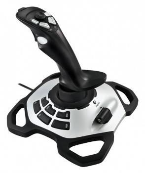 Джойстик Logitech Extreme 3D Pro (942-000005)