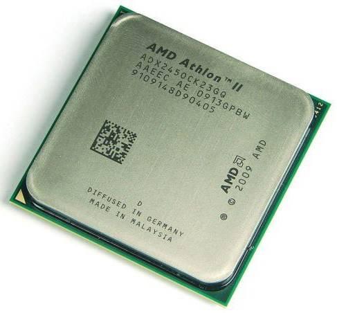 Процессор AMD Athlon II X2 245 Socket-AM3 OEM (ADX245OCK23GM) - фото 1