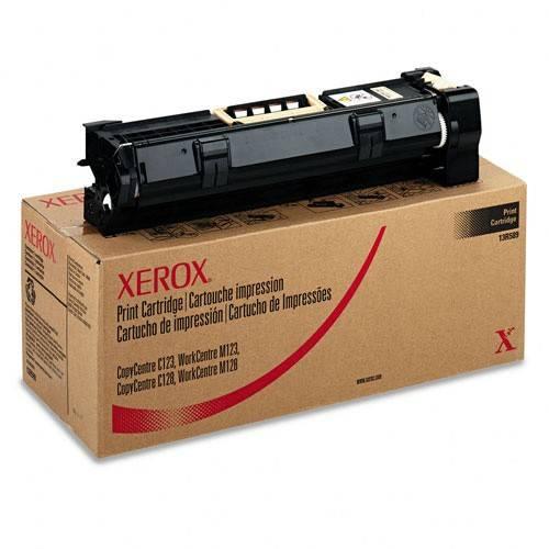 Тонер Картридж Xerox 006R01182 черный - фото 1