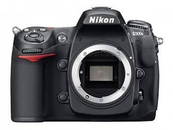 Фотоаппарат Nikon D300s Body черный