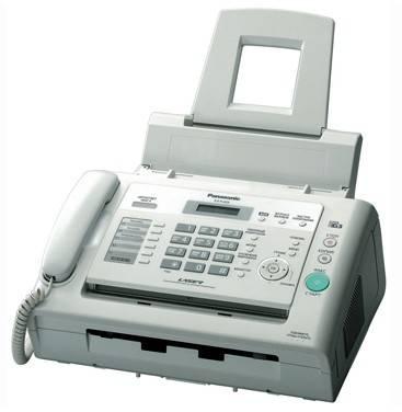 Факс Panasonic KX-FL423RUW белый (KX-FL423RU-W) - фото 1