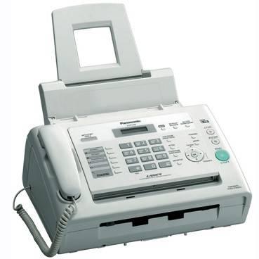 Факс Panasonic KX-FL423RUW белый (KX-FL423RU-W) - фото 2