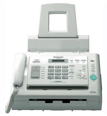 Факс Panasonic KX-FL423RUW белый (KX-FL423RU-W) - фото 3