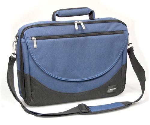 "Сумка для ноутбука 15.6"" Sumdex PON-301NV темно-синий - фото 1"