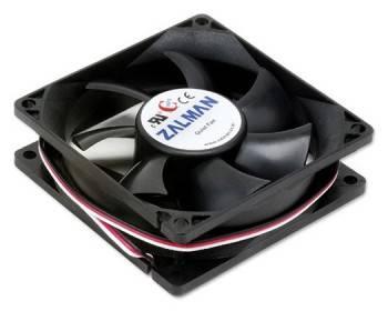 Вентилятор Zalman ZM-F1 Plus (SF), размер 80x80мм