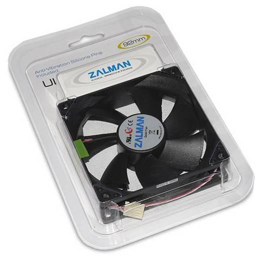 Вентилятор Zalman ZM-F2 Plus (SF), размер 90x90мм - фото 2