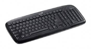 Клавиатура Genius SlimStar 110 черный