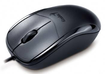 Мышь Genius NetScroll 110X черный