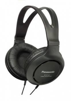 Наушники Panasonic RP-HT161E-K черный