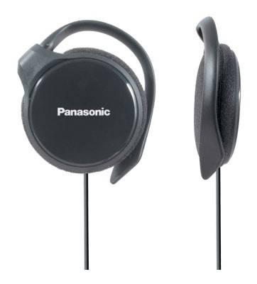Наушники Panasonic RP-HS46E-K черный - фото 1