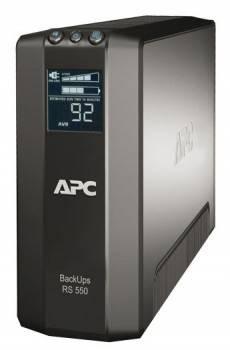 ИБП APC Back-UPS Pro BR550GI черный