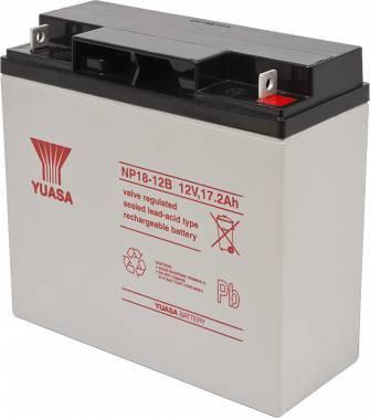 Батарея для ИБП Yuasa NP18-12, 12В, 17.2Ач