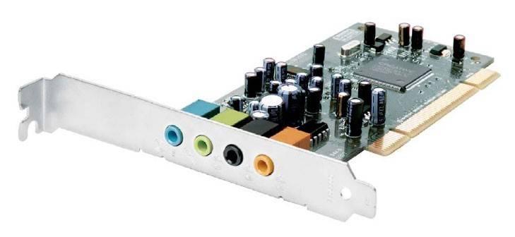 Звуковая карта PCI Creative VX SB1071/1070 5.1 oem - фото 1