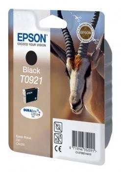 Картридж струйный Epson T0921 черный