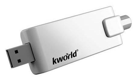 Внешний TB-тюнер USB KWorld KW-UB490-A - фото 1