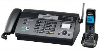 Факс Panasonic KX-FC965RU-T темно-серый металлик